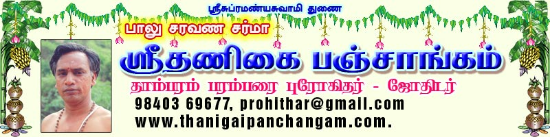 Chennai Top 10 Astrologer in Chennai, Famous Astrologer in Tambaram Chennai, Prohithar